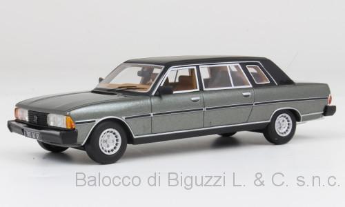 modellolino Auto scala 1 43 diecast  PEUGEOT 604 lungo modellololismo collezione coche