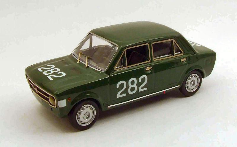 Modellino auto scala 1 43 Rio  FIAT 128 4P N.282 TRENTO-BONDONE  E.OLIVARI mo...