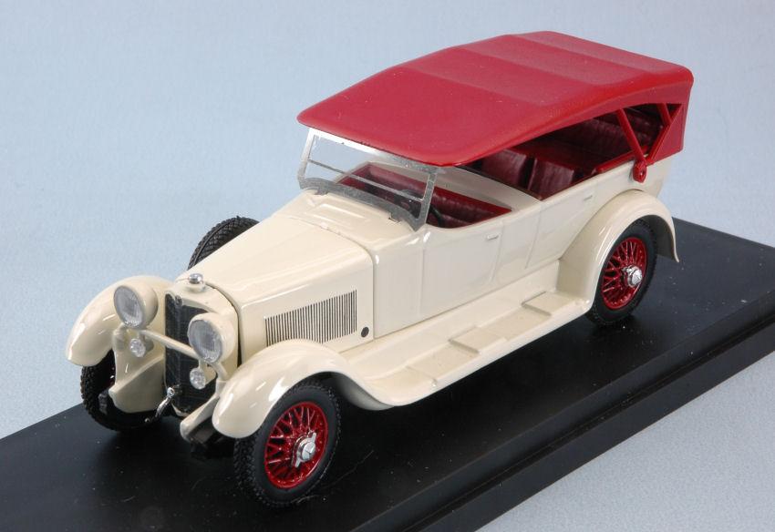 Modelino auto scala 1 43 Rio  MERCEDES 11-40 1924 modellismo diecast collezione